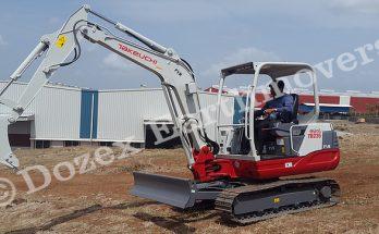 Mini Excavator-tb235