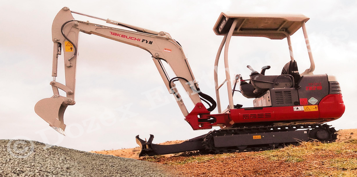 tb219 takeuchi Excavator