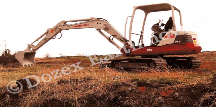 tb235 takeuchi Excavator